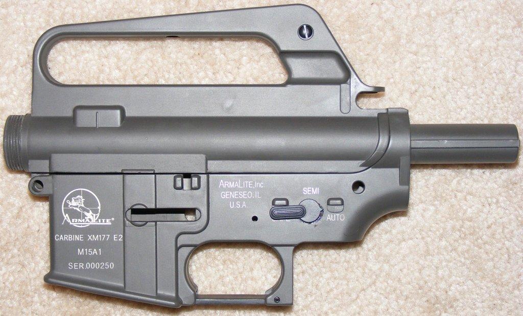 Paintball M16/M4