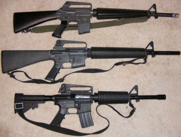 Paintball M16/M4 M16